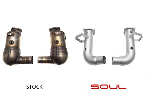 991.2 Carrera (with PSE) Soul Performance - Trackback Turbo Back Exhaust