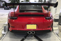 991.1 Soul Performance Bolt-On Resonated Turn Down Exhaust Tips