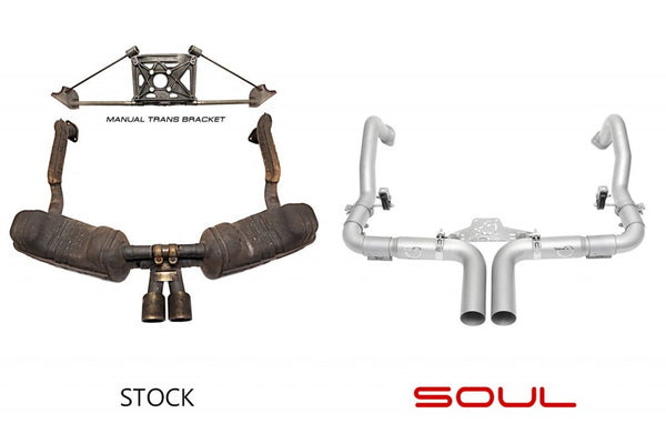 Soul Performance Race Exhaust System