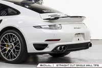 991.1 Turbo Soul Performance Competition X-Pipe Exhaust System