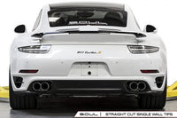 991.1 / 991.2 Turbo Soul Performance - Sport X-Pipe Exhaust System