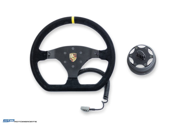 718 981 GT4 Spyder SPM Clubsport Manual Steering Wheel Kit