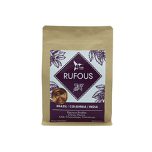 RUFOUS - Signature Blend (Coffee Beans)