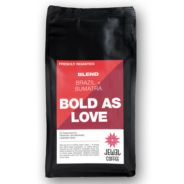 Bold As Love Blend (Ground Coffee)