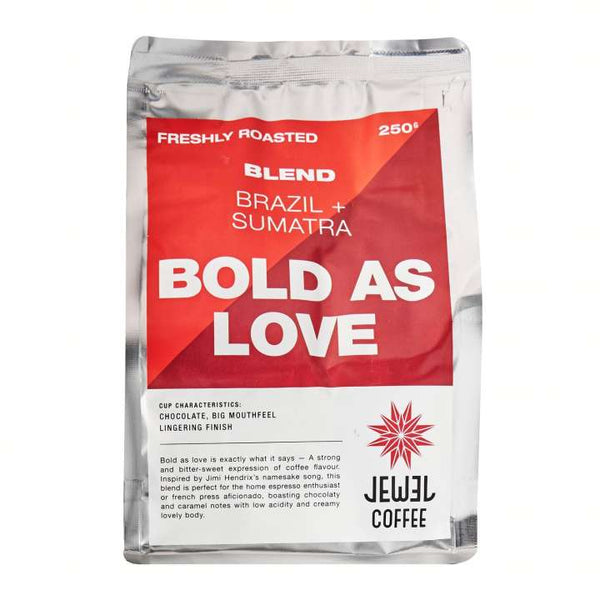 Bold As Love Blend (Coffee Beans)