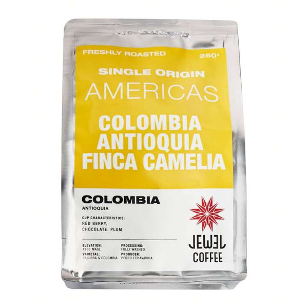 Colombia Antioquia Finca Camelia (Ground Coffee)