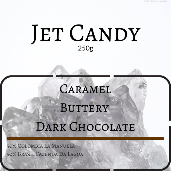 Jet Candy - Seasonal Espresso Blend (Coffee Beans)