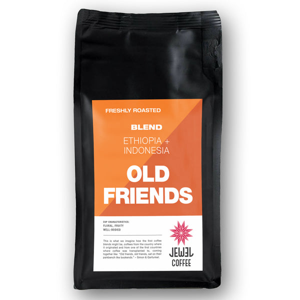 Old Friends Blend (Coffee Beans)