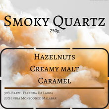 Smoky Quartz - Seasonal Espresso Blend (Coffee Beans)