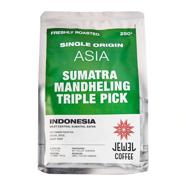 Sumatra Mandheling Triple Pick (Coffee Beans)