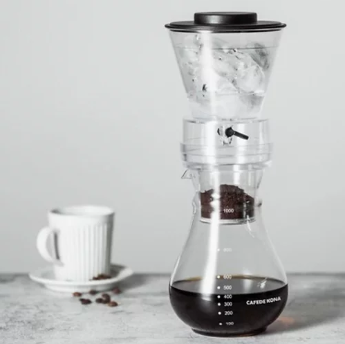 Cafede Kona Ice Drip Coffee Maker (450ml)