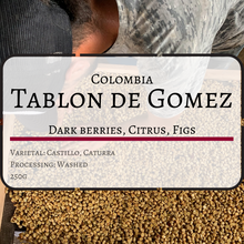 Colombia Tablon De Gomez (Coffee Beans)