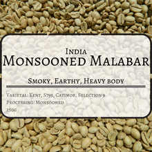 India Monsooned Malabar (Coffee Beans)