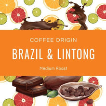 Signature Blend - Brazil & Lintong (Coffee Beans)