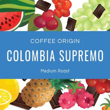 Colombia Supremo (Coffee Beans)
