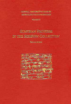CUSAS 02 - Sumerian Proverbs in the Schoyen Collection