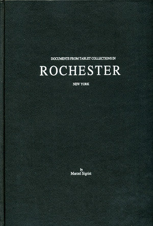Documents from Tablet Collections in Rochester, New York