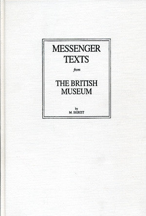 Messenger Texts from the British Museum