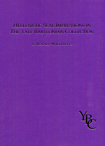 Hellenistic Seal Impressions in the Yale Babylonian Collection