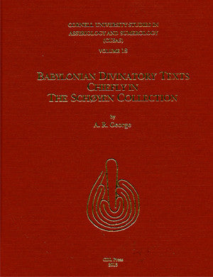 CUSAS 18 - Babylonian Divinatory Texts Chiefly in the Schoyen Collection