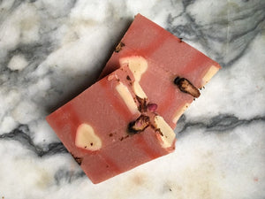 Freya's Embrace Rose Clay Soap