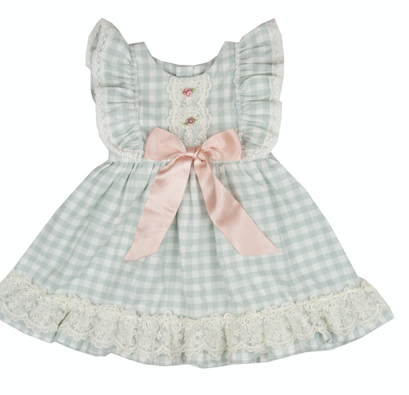 Haute Baby Toddler Willow Wood Dress