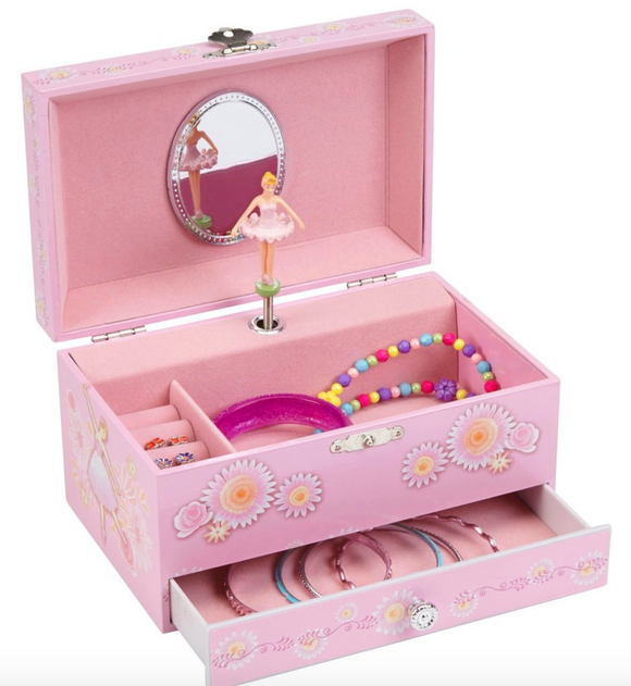 Jewelkeeper Jewelry Box-Leah