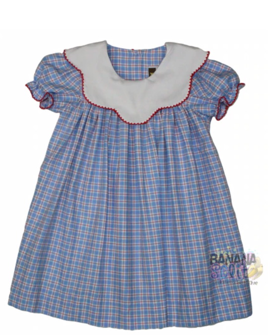 Banana Split Kids Sophia Dress available in Toddler Girls, Little Girls and Big Girls
