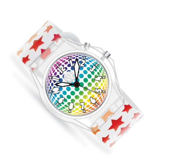 LED Light Up Watch -Super Star