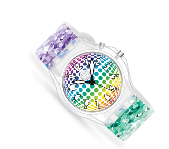 LED Light Up Watch-Sassy Sequins