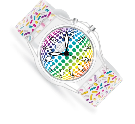 LED Light Up Watch-Sprinkles
