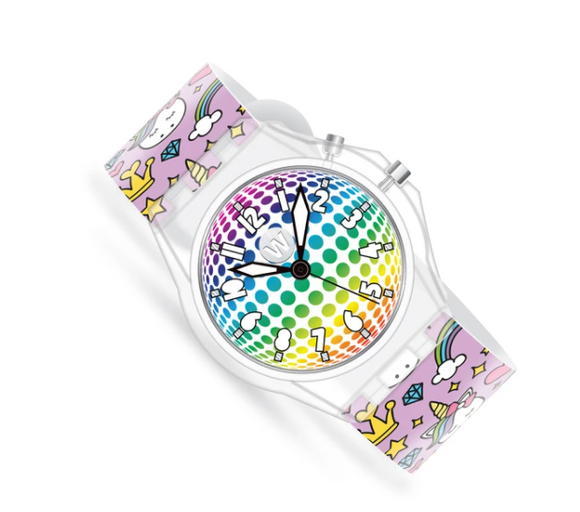 LED Light Up Watch-Princess Unicorn