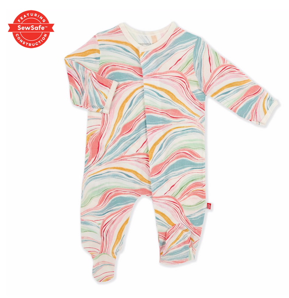 Magnetic Me Twirls and Swirls Magnetic Footie