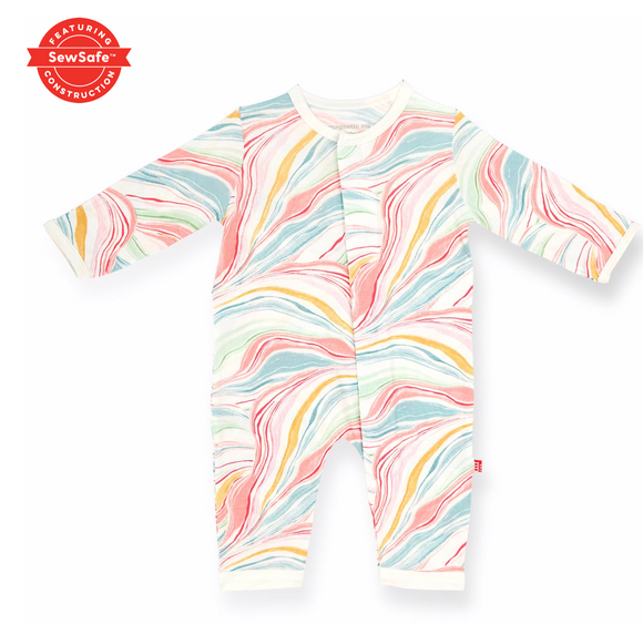 Magnetic Me Twirls and Swirls Magnetic Coveralls