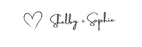 Heart Shelby and Sophie signature