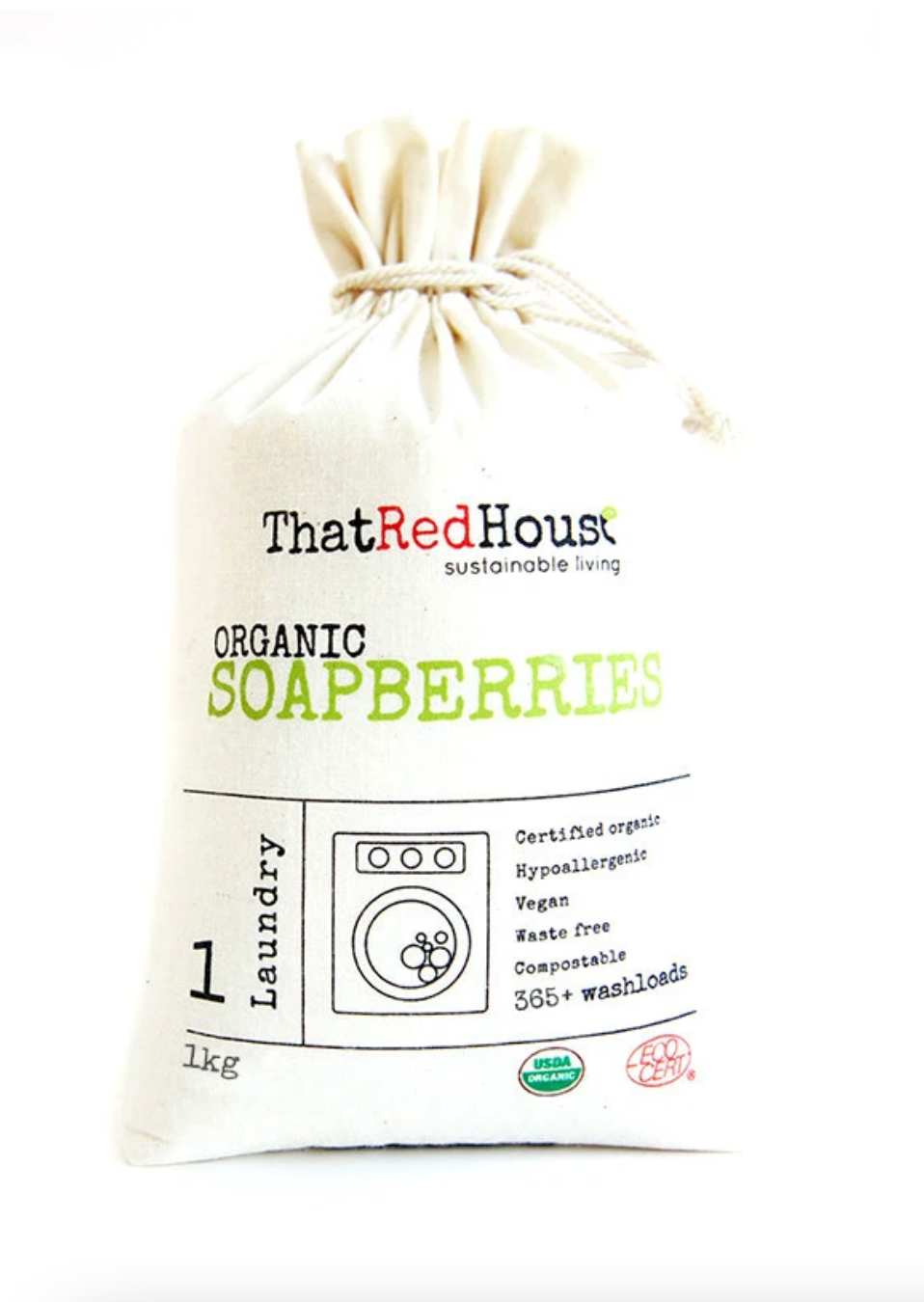 That Red House - Organic Soapberries - Pantree