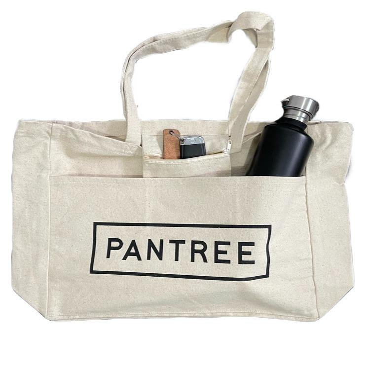 Thick Canvas Market Bag - Pantree