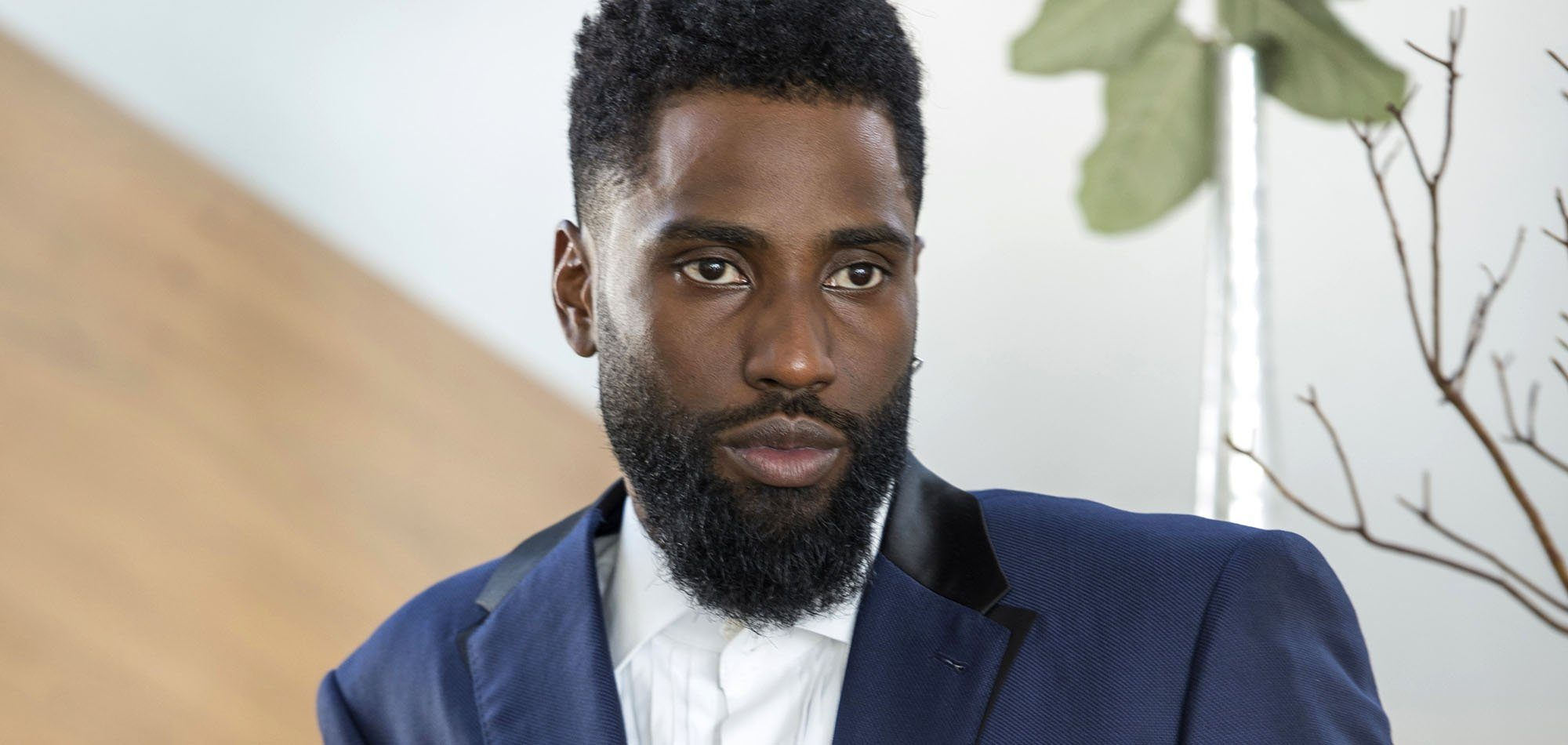 Analisando as Barbas do ator John David Washington