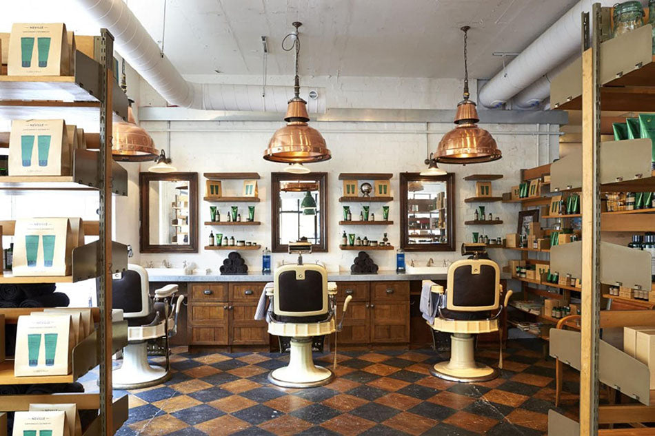 Barber And Parlour