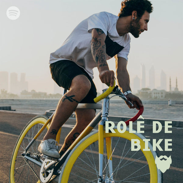 Playlist Colaborativa - Rolê de Bike