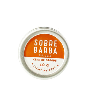 Cera de Bigode - Light my Fire - Sobrebarba