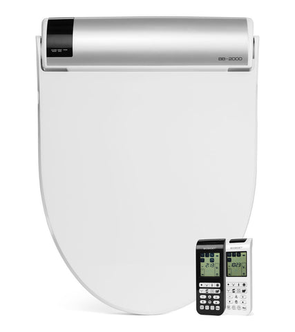 Bio Bidet BB-2000 seat and remote