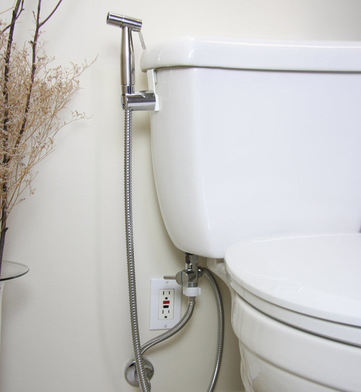 Brondell CleanSpa Luxury mounted