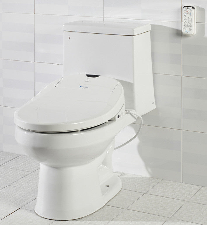 Brondell Swash 1000 Bidet installed