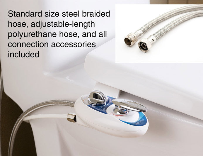 Luxe Bidet Neo 320 Toilet Seat Attachment Bidet Org