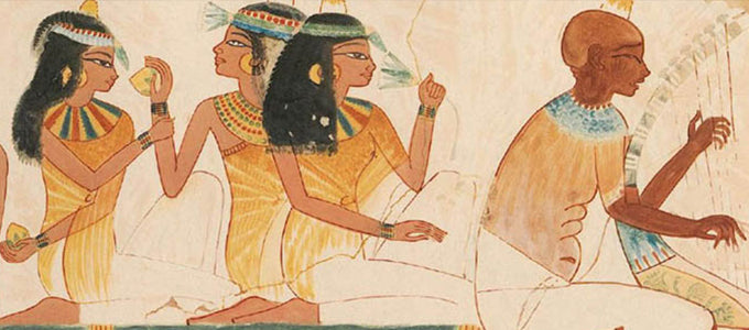 One of the earliest mentions of Perfume in ancient Egypt
