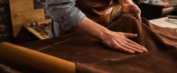 Modern leather tanning has come a long way
