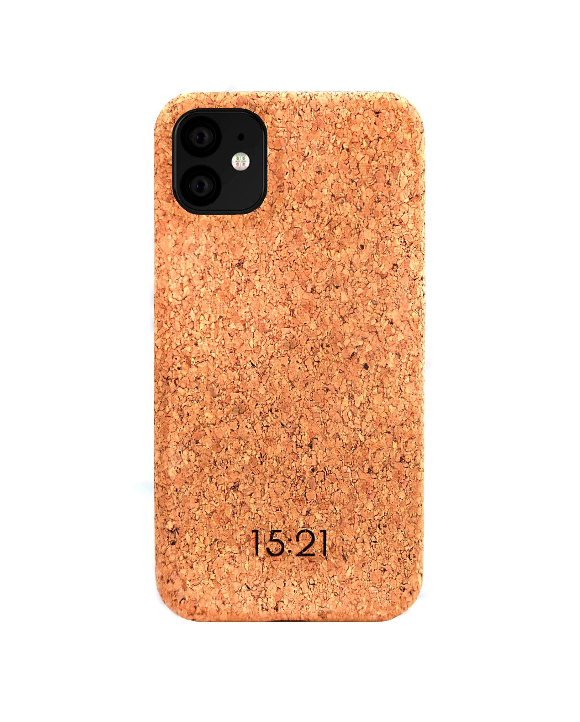 iPhone 11 Cork Cover - Debonair