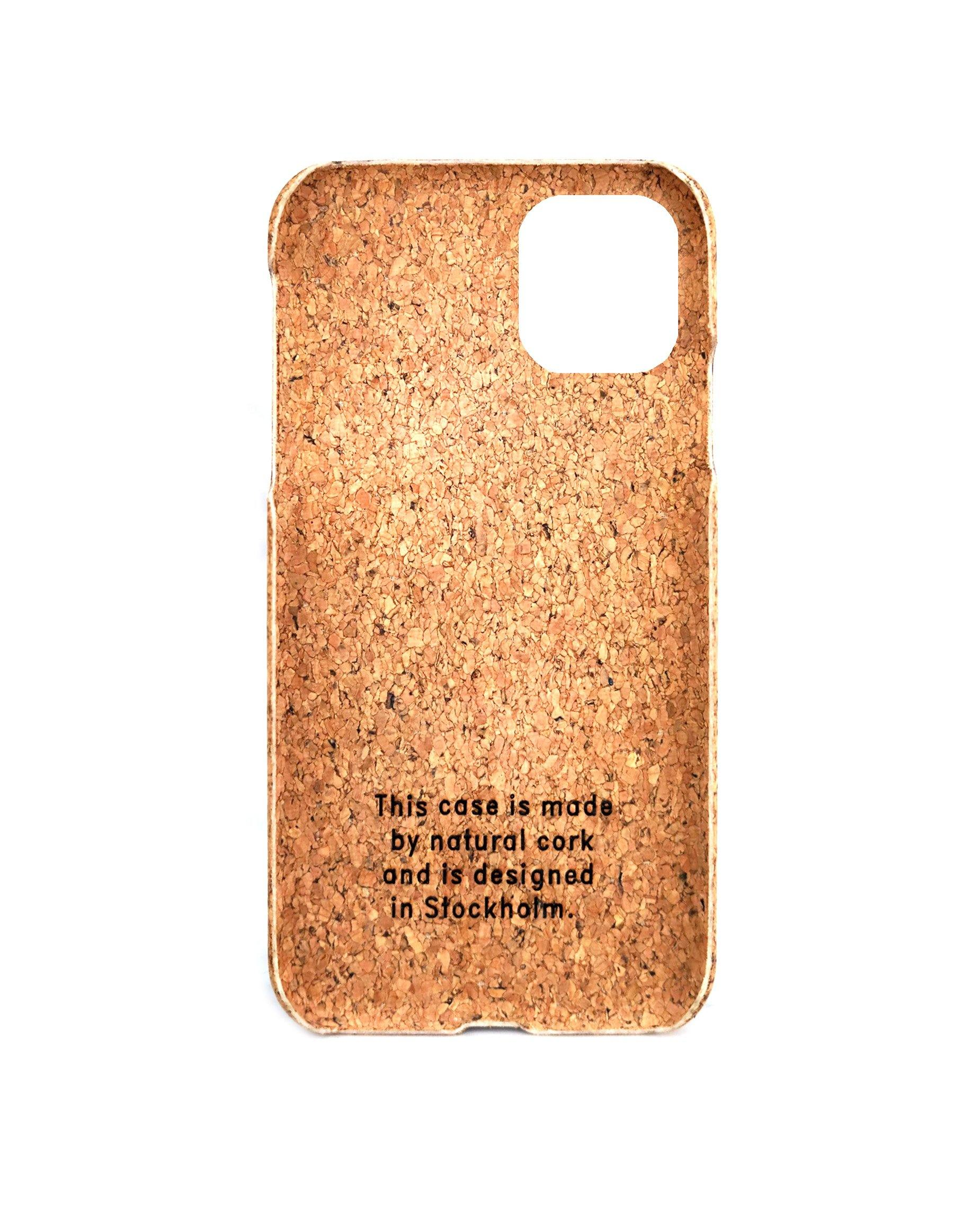 iPhone 11 Pro Cork Cover - Debonair