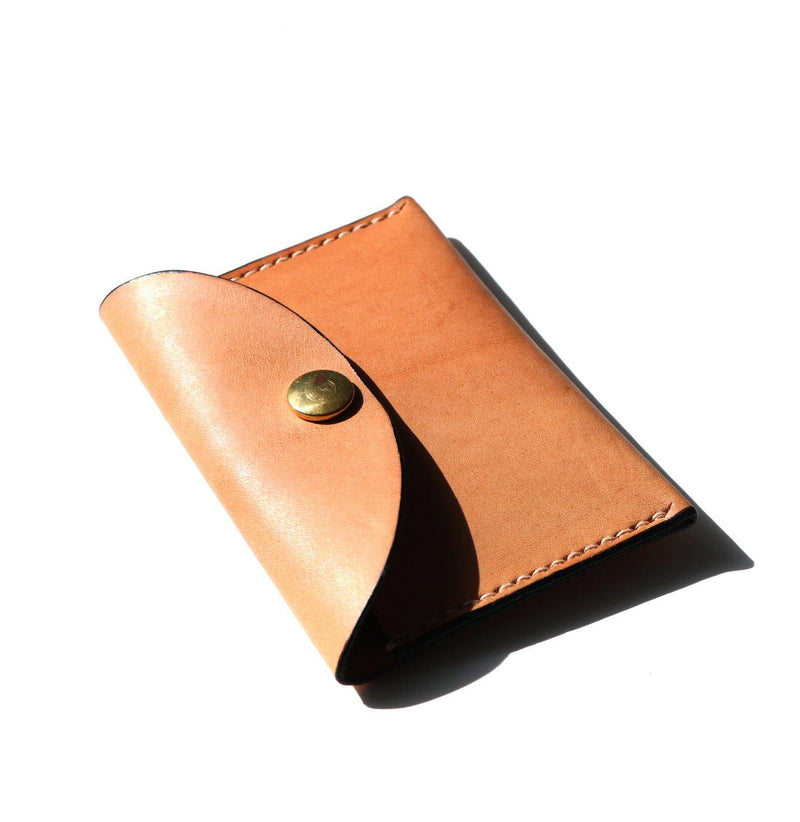Coin Wallet T2 - Tan - Debonair
